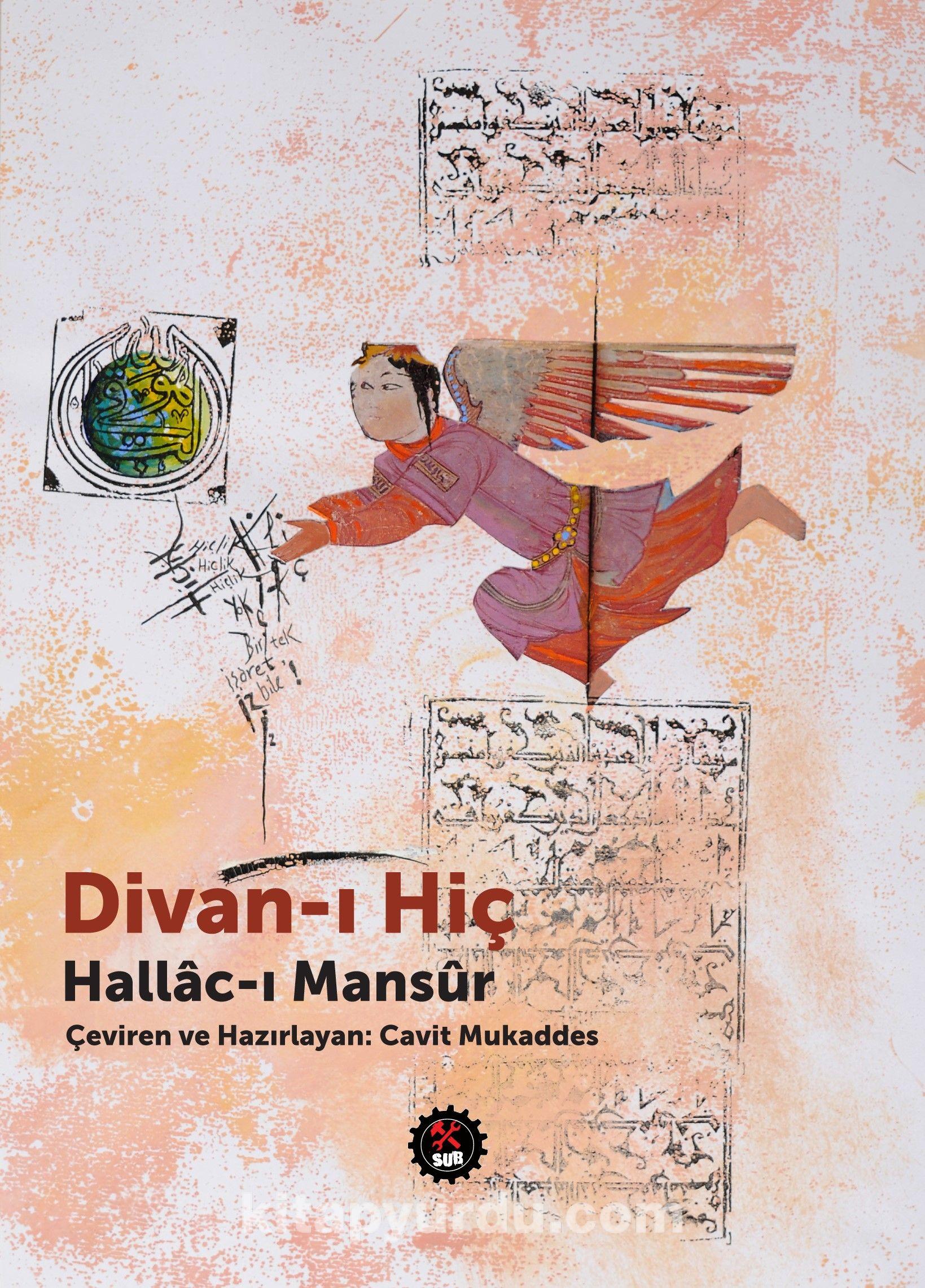 Divan-ı Hiç - Hallac-ı Mansur | kitapyurdu.com