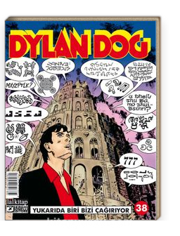 Dylan Dog Sayı: 38 / Yukarıda Biri Bizi Çağırıyor