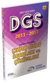 DGS 2013-2017 Tamamı Orijinal Çıkmış Sınav Soruları  ve Çözümleri