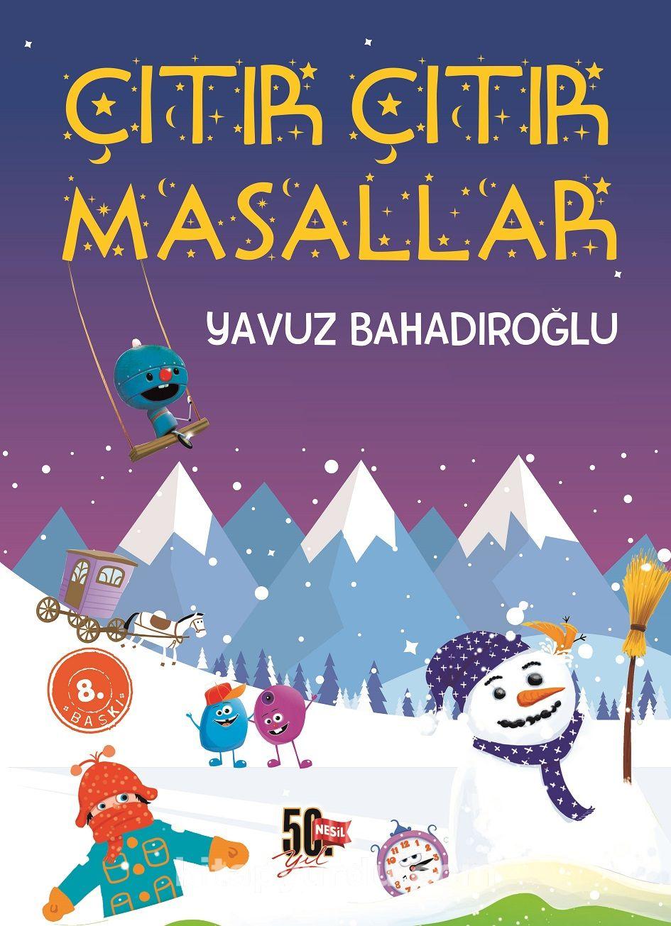 Çıtır Çıtır Masallar - Yavuz Bahadıroğlu pdf epub