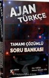 KPSS Ajan Türkçe Tamamı Çözümlü Soru Bankası