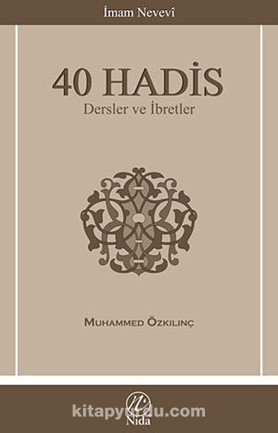 40 HadisDersler ve İbretler - İmam Nevevi pdf epub
