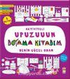 Aktiviteli Upuzuuun Boyama Kitabım / Benim Güzel Odam