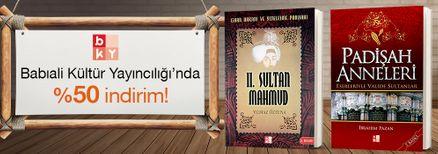 Babıali Kültür Yayıncılığı'nda %50 indirim!