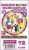 İngilizce Resimli Kelime Kartları 5 / Eğitim-Öğretim