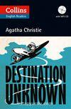 Destination Unknown +CD (Agatha Christie Readers)