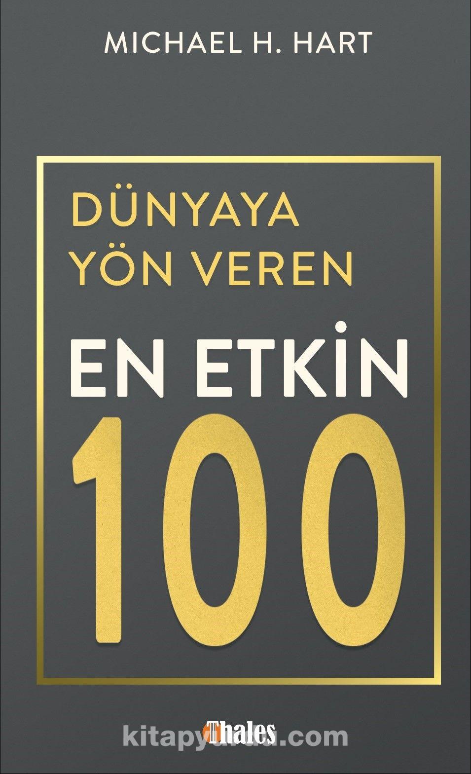 Dünyaya Yön Veren En Etkin 100 - Michael H. Hart pdf epub