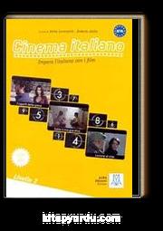 Cinema italiano 2 (Kitap+DVD) Filmlerle İtalyanca-Orta Seviye A2-B1