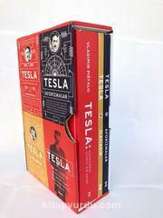 Nikola Tesla Seti (3 Kitap)