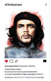 Che Guevara - Bookstagram Defter