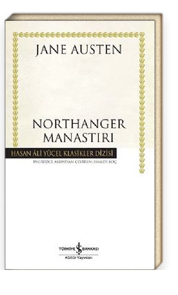 Northanger Manastırı (Karton Kapak)