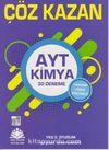 AYT Kimya Tamamı Video Çözümlü 30 Deneme 2. Oturum