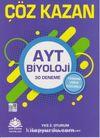 AYT Biyoloji Tamamı Video Çözümlü 30 Deneme 2. Oturum