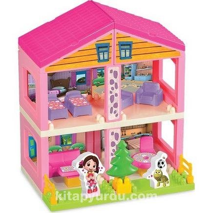 Niloya İki Katlı Ev Bloklar (03238)