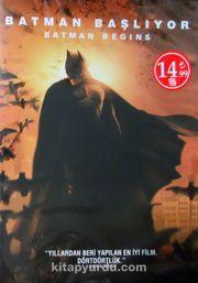 Batman Begins / Batman Başlıyor (Dvd) & IMDb: 8,2