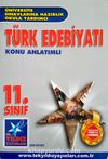 11. Sınıf Türk Edebiyatı Konu Anlatımlı