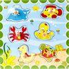 Ahşap Deniz Hayvanları (24180)
