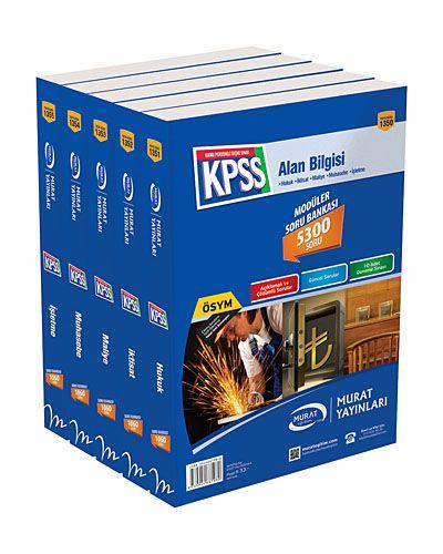 2015 KPSS Alan Bilgisi Modüler Soru Bankası (Kod:1350) - Komisyon pdf epub