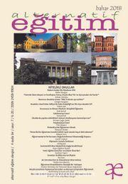 Alternatif Eğitim Dergisi Bahar 2018