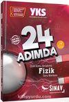 YKS 1. ve 2. Oturum Fizik 24 Adımda Özel Konu Anlatımlı Soru Bankası