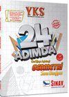 YKS 1. ve 2. Oturum Geometri 24 Adımda Özel Konu Anlatımlı Soru Bankası