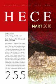 Sayı:255 Mart 2018 Hece Aylık Edebiyat Dergisi Dosya: Şiir Buluşmaları