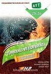 AYT Türk Dili ve Edebiyatı Denemeleri 25x24