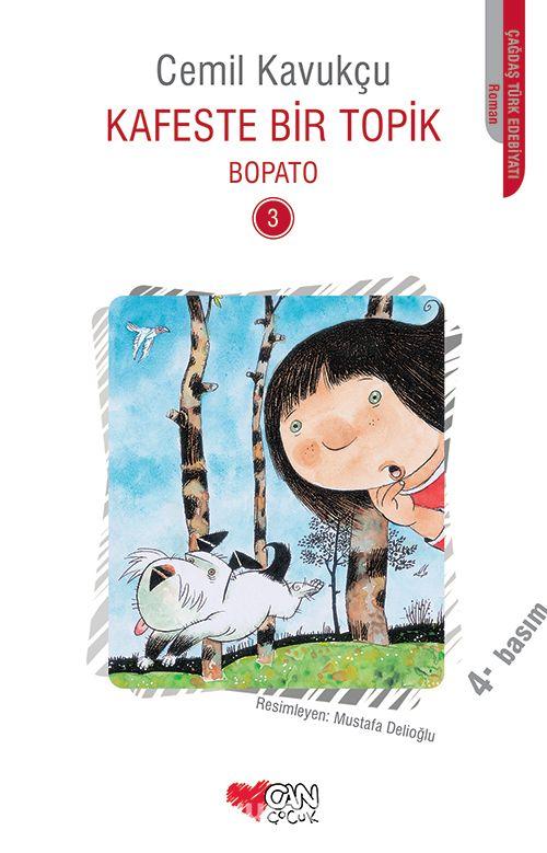 Kafeste Bir Topik Bopato-3