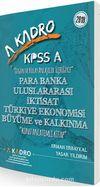 2018 KPSS A Para Banka Uluslararası İktisat Türkiye Ekonomisi Büyüme ve Kalkınma Konu Anlatımlı