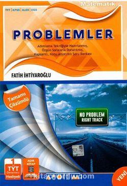 Matematik Problemler Tamamı Çözümlü TYT 1.Oturum Deneme Hediyeli