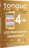 Son 4'lü LGS Motivasyon Denemeleri