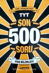 TYT Son 500 Soru Fen Bilimleri