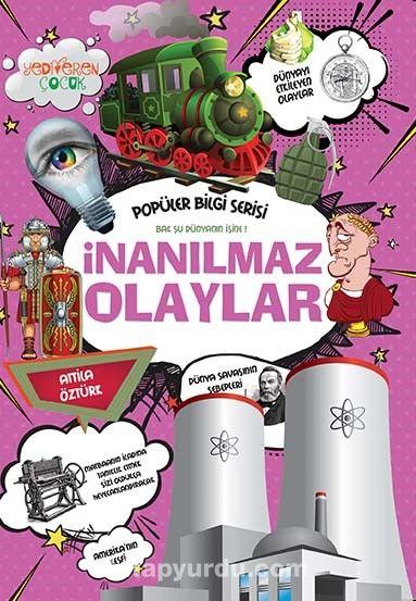 İnanılmaz Olaylar - Attila Öztürk pdf epub