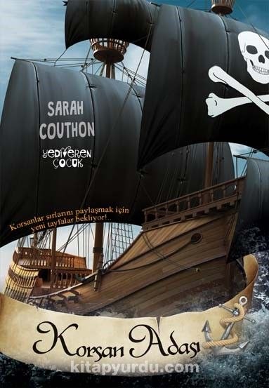 Korsan Adası - Sarah Couthon pdf epub