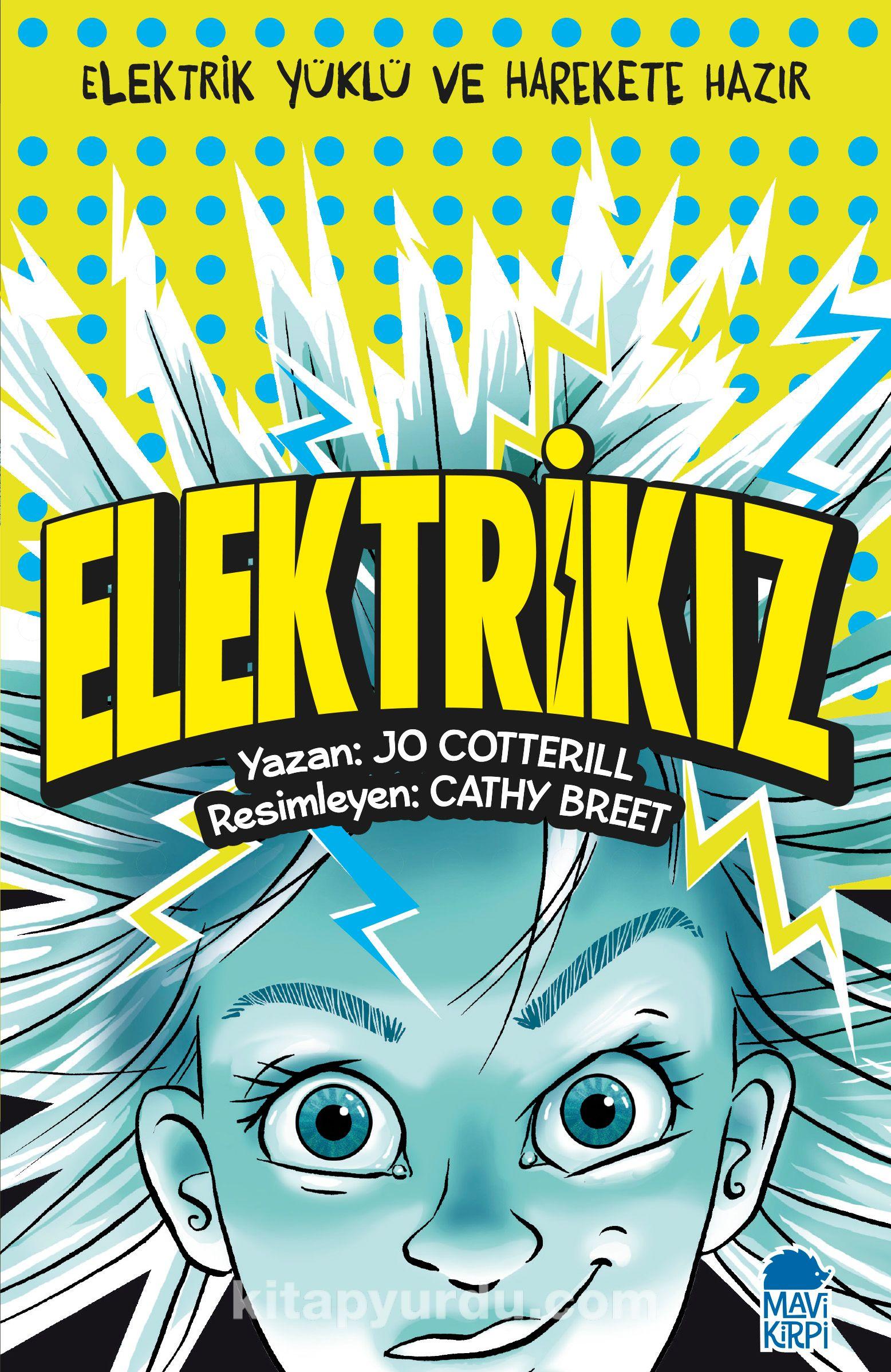 Elektrikız - Jo Cotterill pdf epub