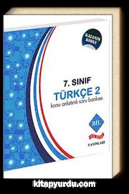 7. Sınıf Türkçe -2 Konu Anlatımlı Soru Bankası