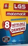 8. Sınıf Fen Liseleri ve Nitelikli Okullar Sınavı İçin Matematik 8 Genel Deneme Sınavı