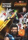 Marvel Avengers  Sonsuzluk Savaşı Boyama Kitabı