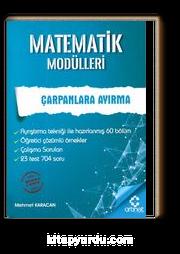 Matematik Modülleri - Çarpanlara Ayırma