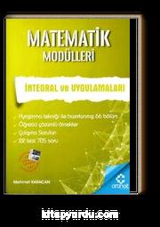 Matematik Modülleri - İntegral ve Uygulamaları