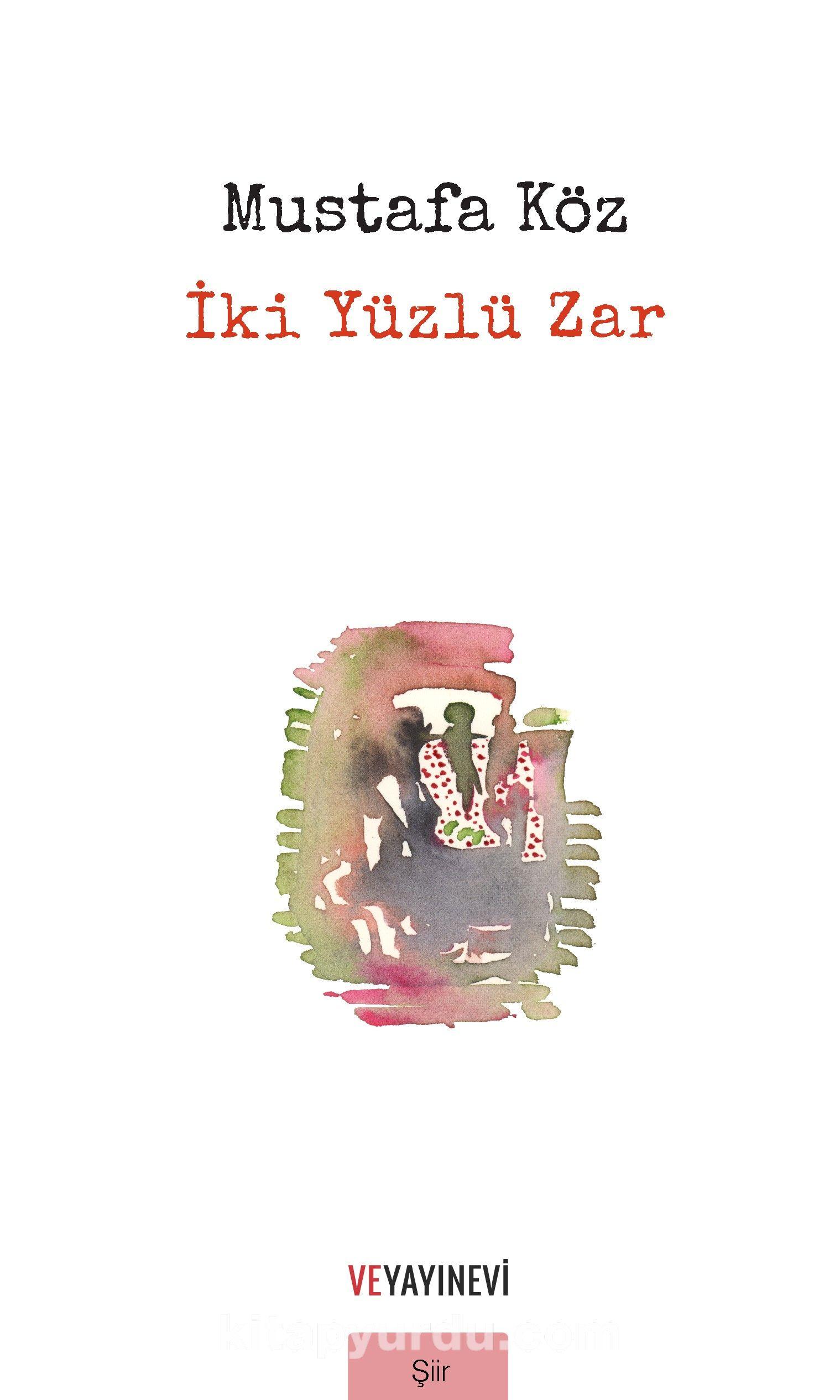 İki Yüzlü Zar - Mustafa Köz pdf epub