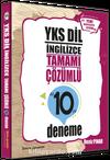 YKS Dil İngilizce Tamamı Çözümlü 10 Deneme