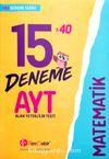 YKS AYT Matematik 15x40 Deneme