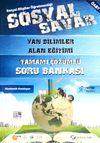 ÖABT Sosyal Bilgiler Öğretmenliği Sosyal Savar Yan Bilimler Alan Eğitimi Tamamı Çözümlü Soru Bankası