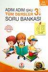 3. Sınıf Adım Adım Işıklı Tüm Dersler Soru Bankası