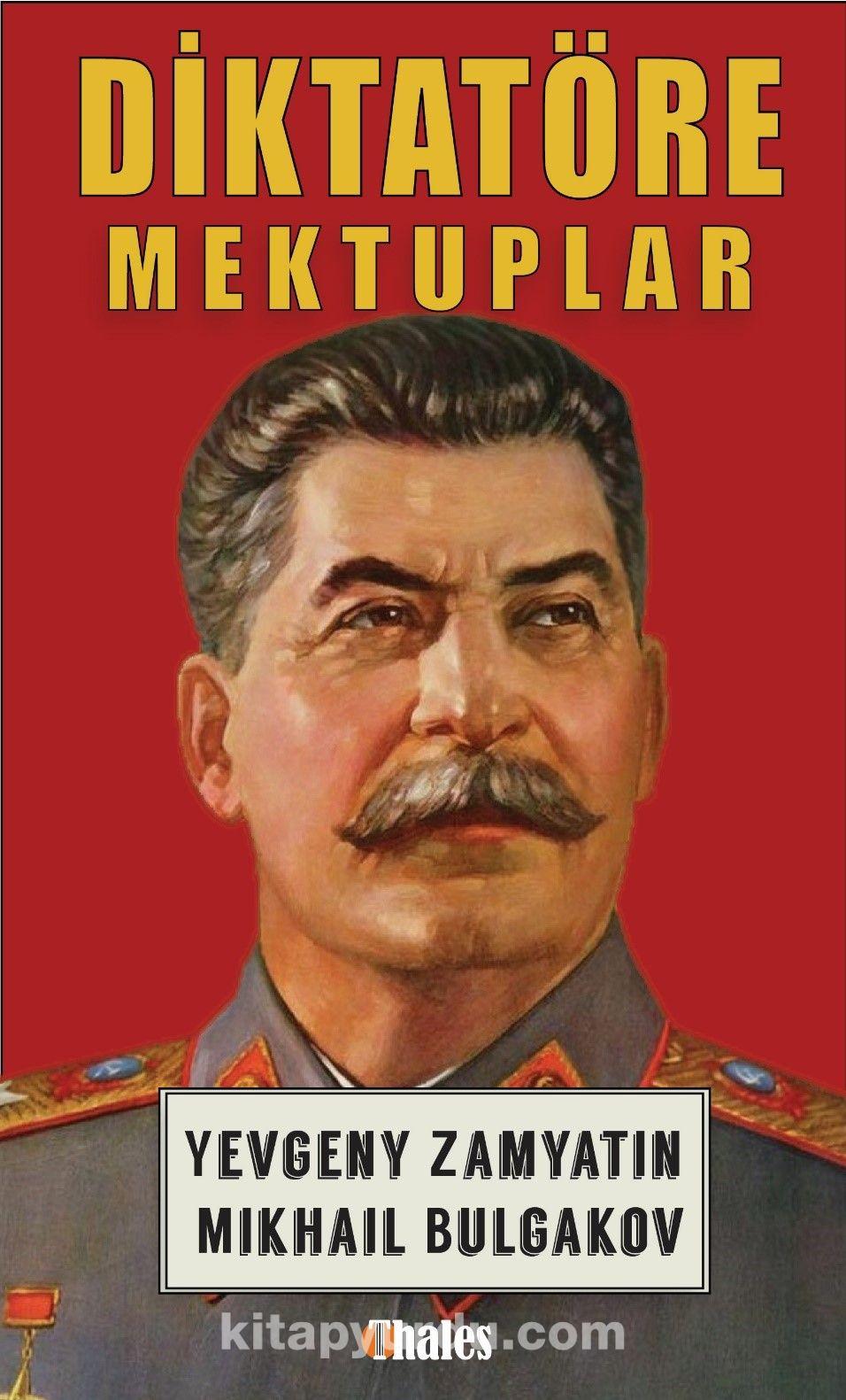Diktatöre Mektuplar - Yevgeni Zamyatin pdf epub