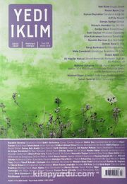7edi İklim Sayı:338 Mayıs 2018 Kültür Sanat Medeniyet Edebiyat Dergisi