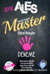 ALES Master Sözel Adaylar Tamamı Çözümlü 5 Deneme