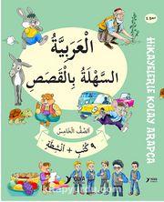 5. Sınıf Hikayelerle Kolay Arapça (9 Kitap + Aktivite)