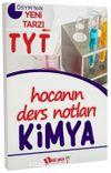 YKS 1. Oturum TYT Kimya Hocanın Ders Notları
